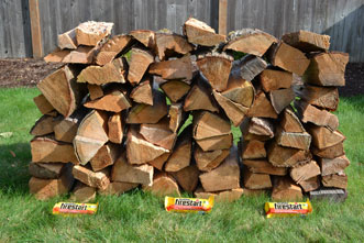 Bellevue Firewood - Products